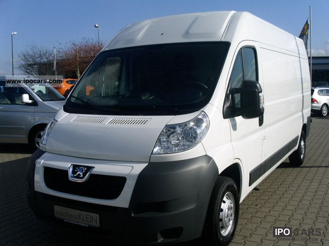 2010 Peugeot  Boxer L3H2 335 HDi120 Other Used vehicle photo