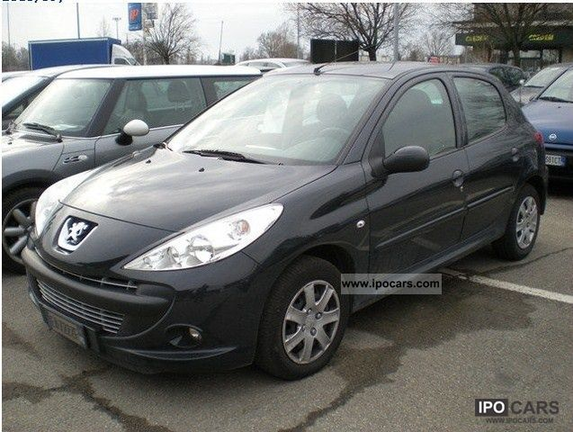 2010 peugeot 206 plus 1 4 hdi 70cv 5p trendy 2009 12u003e 2010 car photo and specs. Black Bedroom Furniture Sets. Home Design Ideas