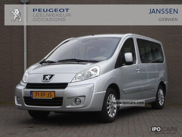 2007 peugeot expert tepee 2 0 hdi l1 xt 8 persons car photo and specs. Black Bedroom Furniture Sets. Home Design Ideas