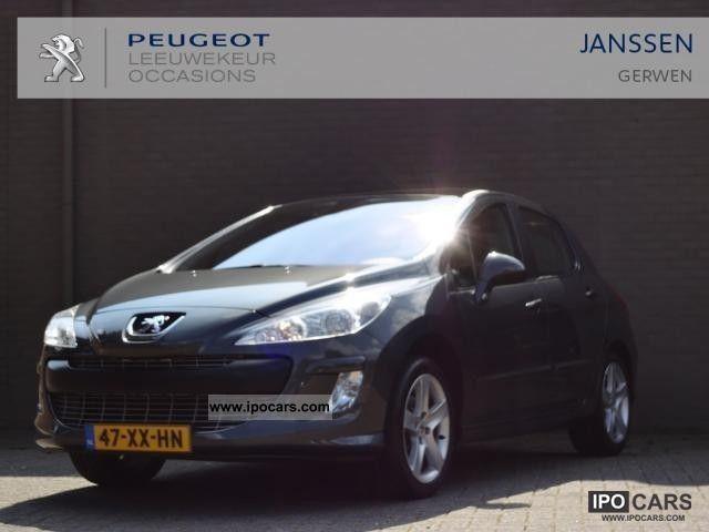 2007 Peugeot  308 1.6 Vti 5drs. XT Small Car Used vehicle photo