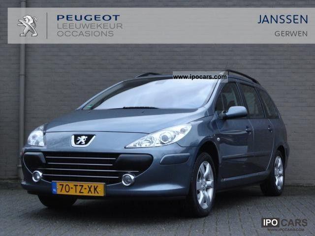 2007 Peugeot  307 2.0 16V Premium Break Estate Car Used vehicle photo