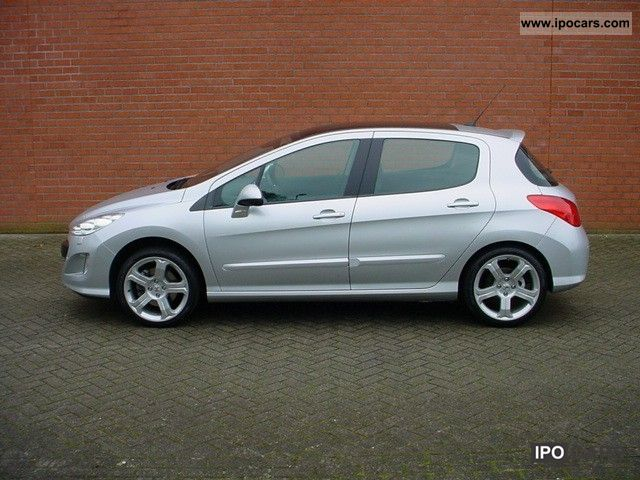 2008 Peugeot 308 1.6 Thp 5drs. Feline Small Car Used vehicle photo 1