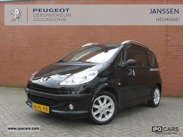 2005 Peugeot  1007 1.4 Gentry airco Small Car Used vehicle photo
