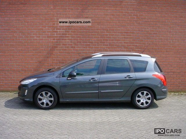 2010 peugeot 308 sw 1 6 16v vti sublime car photo and specs. Black Bedroom Furniture Sets. Home Design Ideas