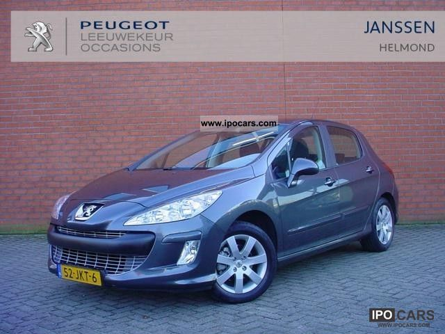 Peugeot  308 1.6 Vti 5drs. Style 2009 Liquefied Petroleum Gas Cars (LPG, GPL, propane) photo