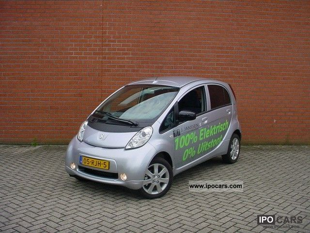 Peugeot  OTHER iOn 2011 Electric Cars photo