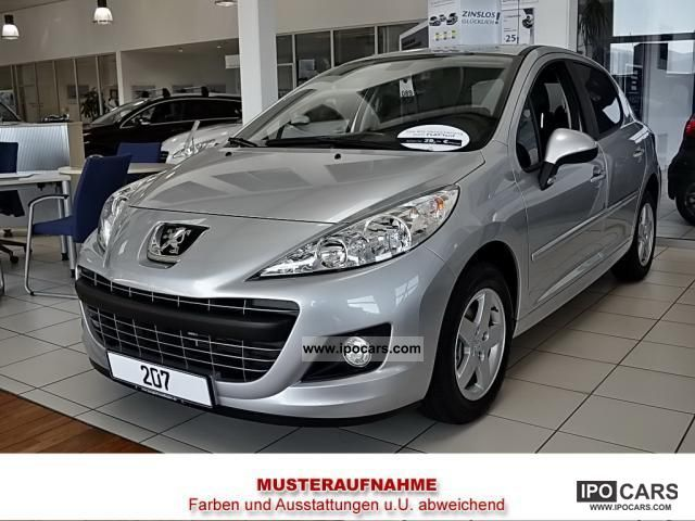 2012 peugeot 207 tendance 95 5t r climate car photo and specs. Black Bedroom Furniture Sets. Home Design Ideas