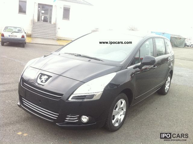 2010 peugeot 5008 hdi fap 150 navi car photo and specs. Black Bedroom Furniture Sets. Home Design Ideas