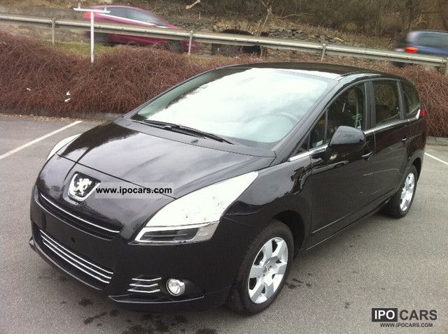 2010 peugeot 5008 hdi fap 150 7 seater car photo and specs. Black Bedroom Furniture Sets. Home Design Ideas