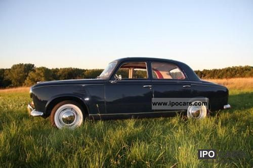 Peugeot  Other 403 1961 Vintage, Classic and Old Cars photo