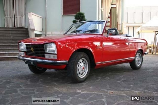 Peugeot  304 S Convertible 1974 Vintage, Classic and Old Cars photo