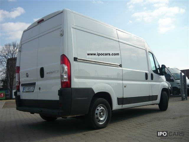 2008 Peugeot  Boxer MULTIJET L2/H2 AIR 10.2008 Van / Minibus Used vehicle photo