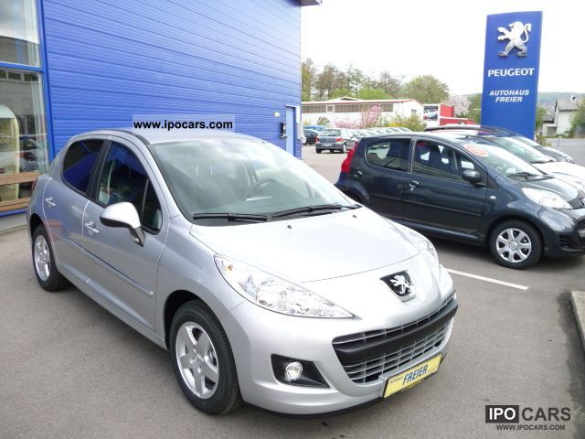 2011 peugeot 207 premium 95 vti 1 4 5t demonstration car photo and specs. Black Bedroom Furniture Sets. Home Design Ideas