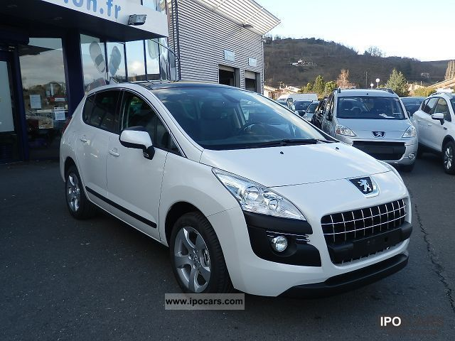 2012 peugeot 3008 1 6 hdi 112 active toit pano gps car photo and specs. Black Bedroom Furniture Sets. Home Design Ideas