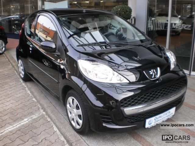2011 peugeot 107 70 2 tronic filou car photo and specs. Black Bedroom Furniture Sets. Home Design Ideas