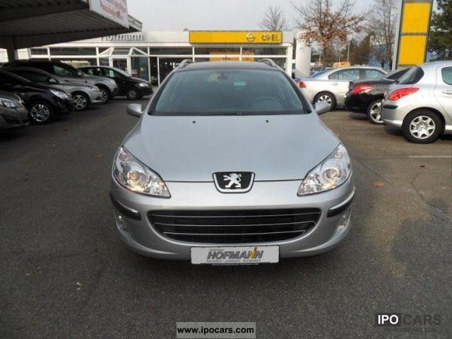 2008 Peugeot  407 SW HDI 135 JBL Estate Car Used vehicle photo