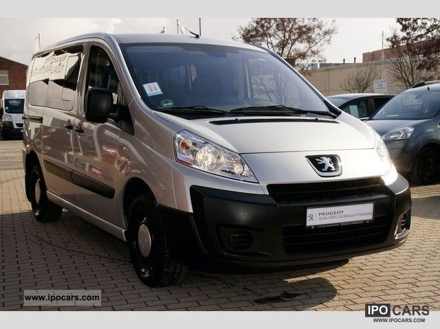 2008 peugeot expert 2 0 hdi combi car photo and specs. Black Bedroom Furniture Sets. Home Design Ideas