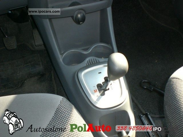 2005 peugeot 107 1.0 5p. plaisir 2tronic - car photo and specs
