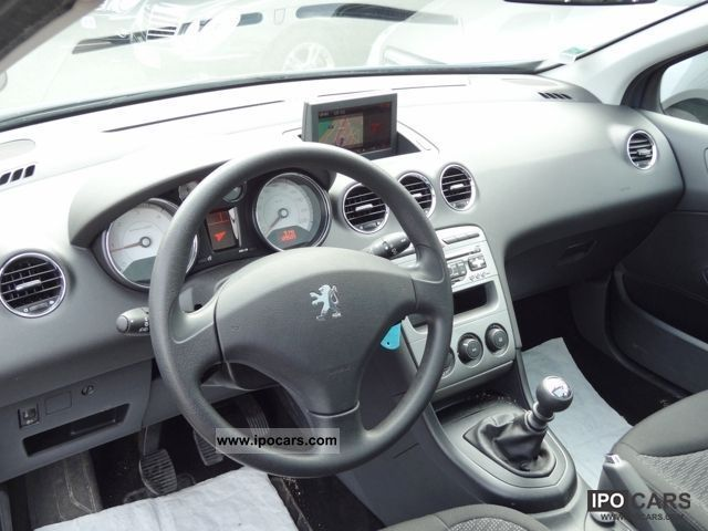 2009 peugeot 308 sw 1 6 hdi 110 fap comfort pack gps car photo and specs. Black Bedroom Furniture Sets. Home Design Ideas