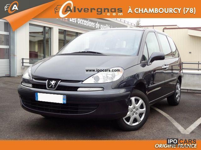 2006 Peugeot  16S 807 2.0 COMFORT PACK Van / Minibus Used vehicle photo
