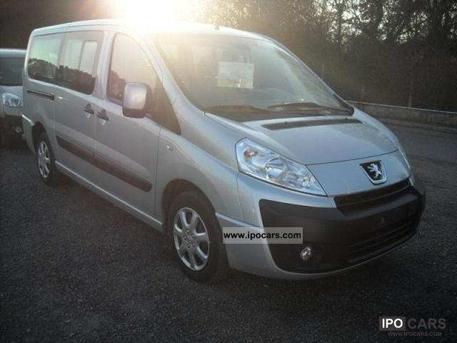 2010 peugeot expert 2 0 hdi 120 tepee comfort long 9 car photo and specs. Black Bedroom Furniture Sets. Home Design Ideas