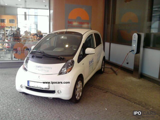 Peugeot  iOn 2012 Electric Cars photo