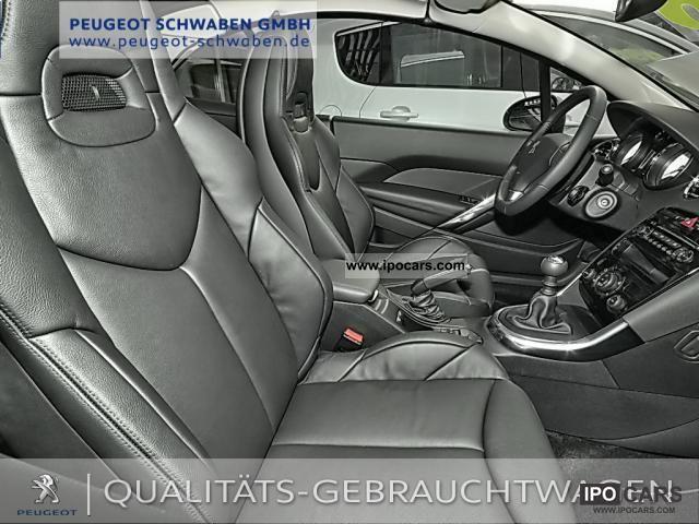 2012 Peugeot 308 Cc Allure 155 Leather