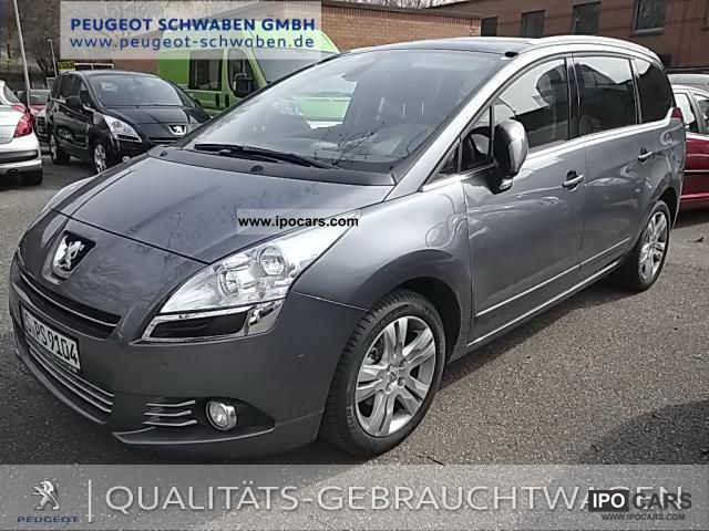 2012 peugeot 5008 allure hdi 110 navi car photo and specs. Black Bedroom Furniture Sets. Home Design Ideas