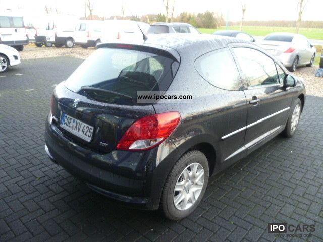 2011 peugeot 207 90 hdi fap blue lion ten car photo and specs. Black Bedroom Furniture Sets. Home Design Ideas