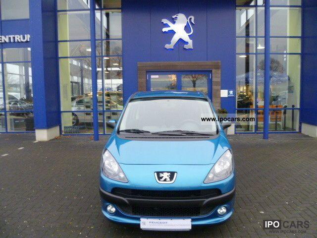 2009 Peugeot  1007 110 Sport Estate Car Used vehicle photo