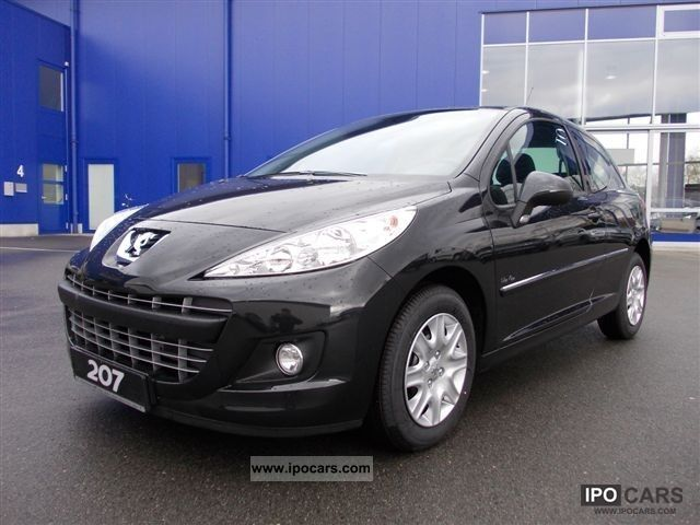 2012 peugeot 75 207 urban move car photo and specs. Black Bedroom Furniture Sets. Home Design Ideas