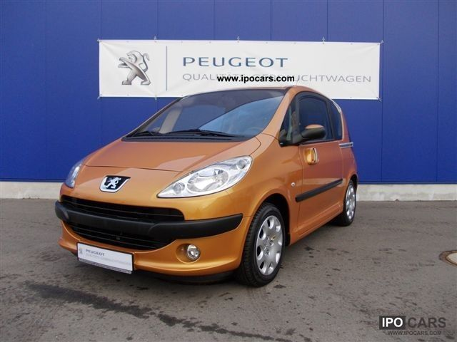 2007 Peugeot  1007 75 Premium Estate Car Used vehicle photo