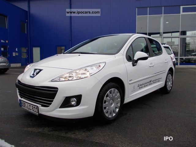 2011 peugeot 207 90 hdi fap blue lion 98g car photo and specs. Black Bedroom Furniture Sets. Home Design Ideas