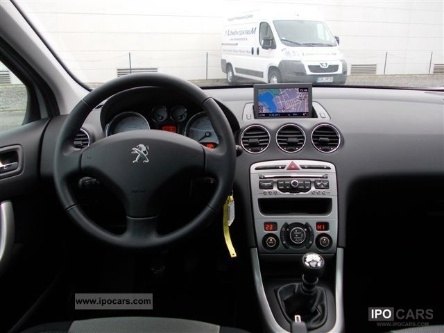 2011 peugeot 308 sw hdi fap 110 e stop star car photo and specs. Black Bedroom Furniture Sets. Home Design Ideas
