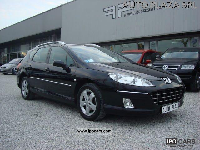 2009 Peugeot  407 SW 1.6 HDi Premium Estate Car Used vehicle photo