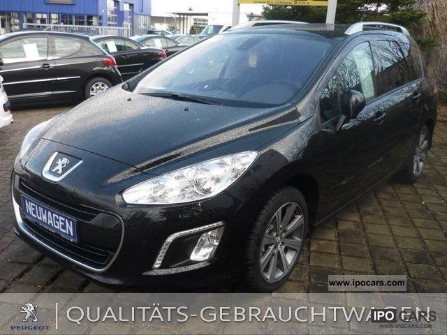 2012 peugeot 308 sw hdi 150 allure car photo and specs. Black Bedroom Furniture Sets. Home Design Ideas