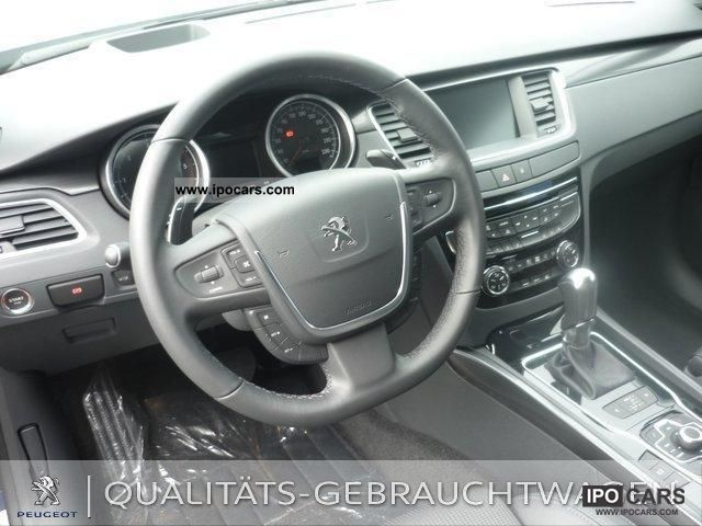 2012 peugeot allure 508 hdi fap 163 automatic car photo and specs. Black Bedroom Furniture Sets. Home Design Ideas