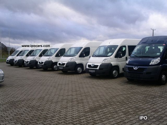 2011 peugeot boxer l2h2 333 hdi120 pdc car photo and. Black Bedroom Furniture Sets. Home Design Ideas