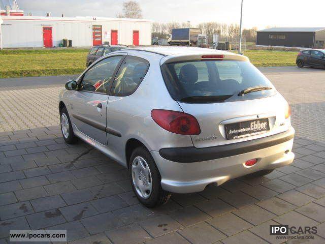 2004 Peugeot 206 1 1 Pop Art