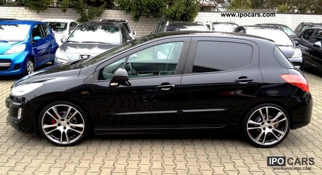 2007 Peugeot 308 Sport Car Photo And Specs