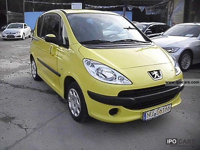 2005 Peugeot  1007 75 Filou Estate Car Used vehicle photo