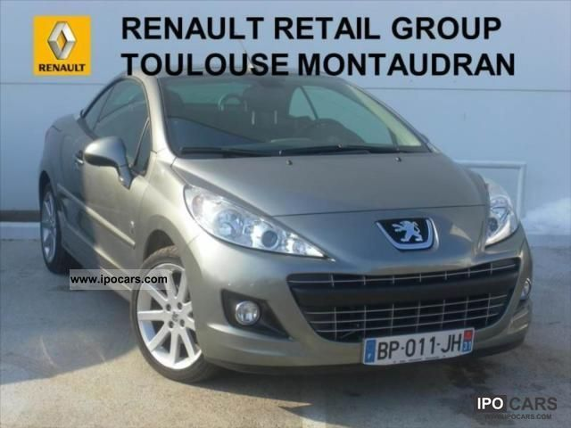 2011 peugeot 207 1 6 hdi fap 112ch roland garros car photo and specs. Black Bedroom Furniture Sets. Home Design Ideas