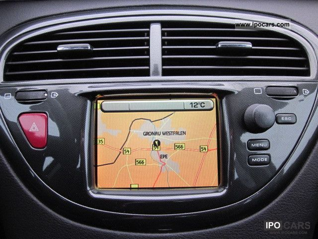 2003 Peugeot 607 Hdi 135 Platinum Auto Navigation