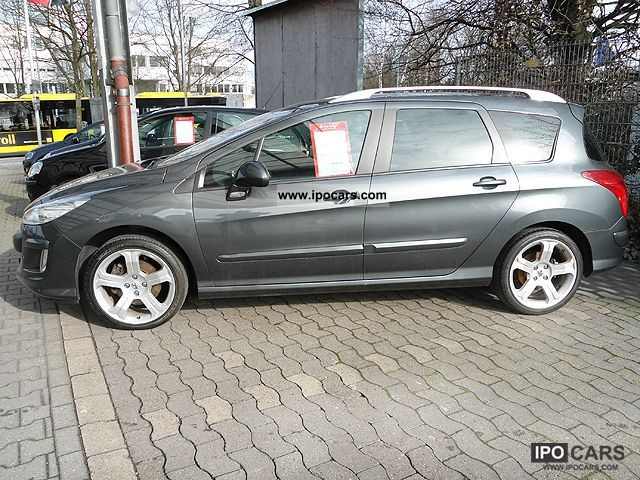 2009 peugeot 308 sw 150 thp platinum car photo and specs. Black Bedroom Furniture Sets. Home Design Ideas