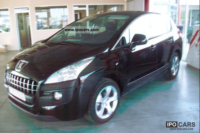 2009 peugeot 3008 3008 hdi 150 prenium car photo and specs. Black Bedroom Furniture Sets. Home Design Ideas