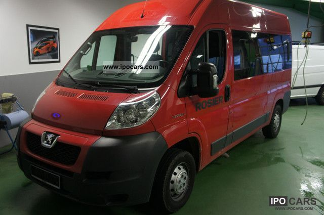2008 peugeot boxer 333 l2h2 2 2 hdi car photo and specs. Black Bedroom Furniture Sets. Home Design Ideas