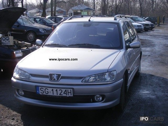 2000 peugeot 306 2 0 hdi klimatyzacja car photo and specs. Black Bedroom Furniture Sets. Home Design Ideas