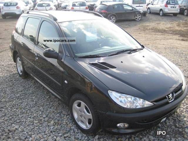 206 1.4 Hdi 2004 2004 Peugeot 206 1.4 Hdi sw