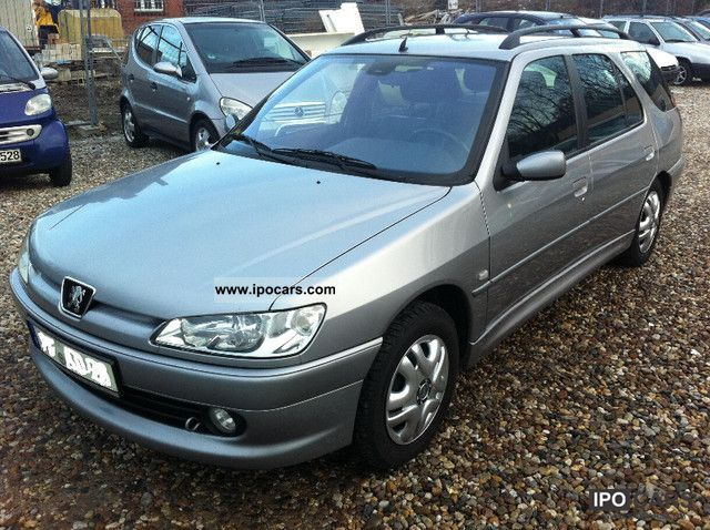 2001 peugeot 306 break d presence car photo and specs. Black Bedroom Furniture Sets. Home Design Ideas
