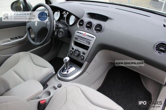 peugeot   hdi  automatic esp fvat car photo  specs